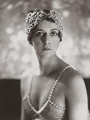Родилась 3 (15) октября 1885 в Харькове, Российская империя. Умерла во Франции 20 сентября 1960 (74 года).
