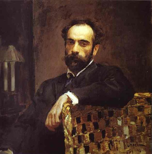 591px-portrait_of_the_artist_isaac_levitan