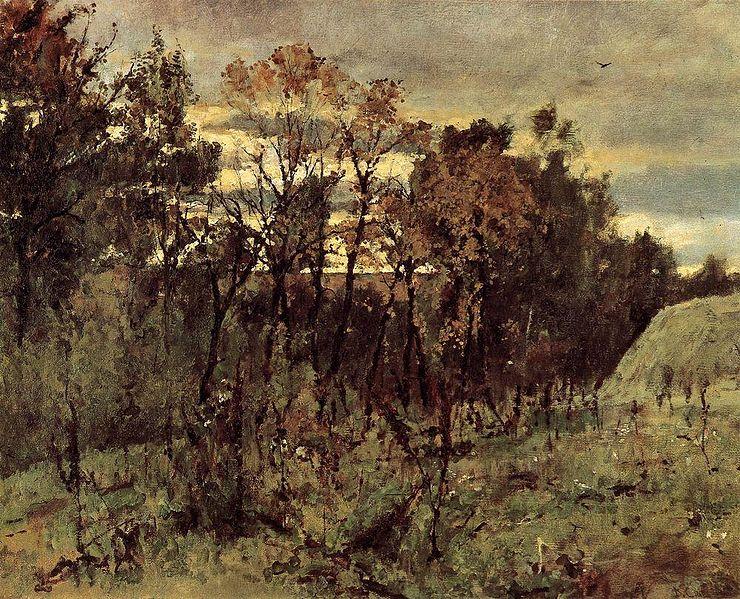 740px-serov_autumn_evening_1886